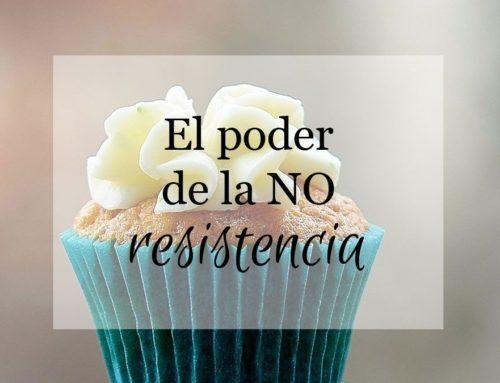 El poder de la No Resistencia